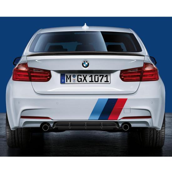Акцентные полосы M Performance для BMW F30 3-серия, артикул 51142339311