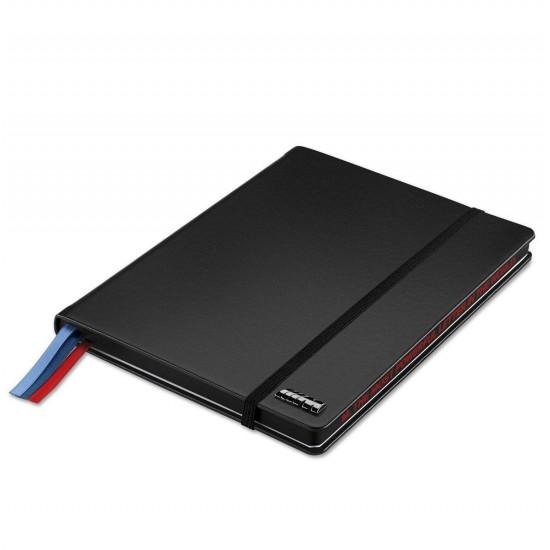 Записная книжка BMW M Performance Notebook, Black, 80242410924