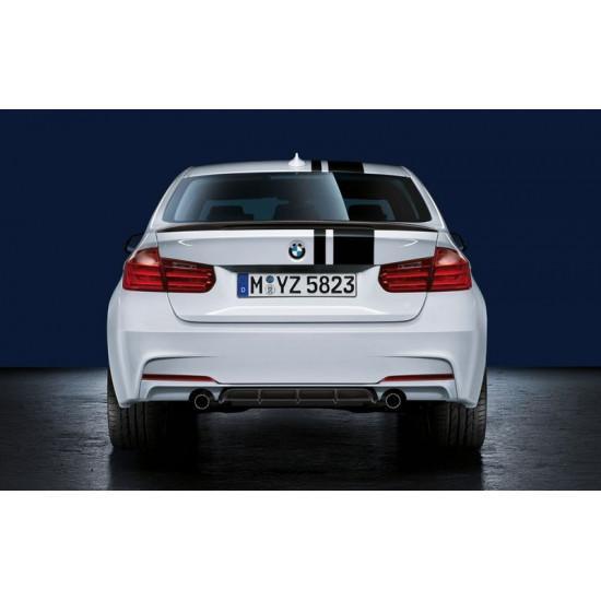 Акцентна смуга M Performance для BMW F30 3-серія, артикул 51142217584