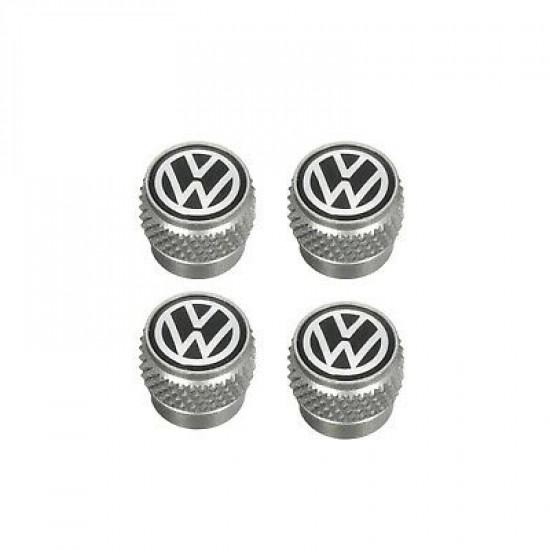 Ковпачки на ніпель Volkswagen Valve Dust Caps, For Alu, 000071215A
