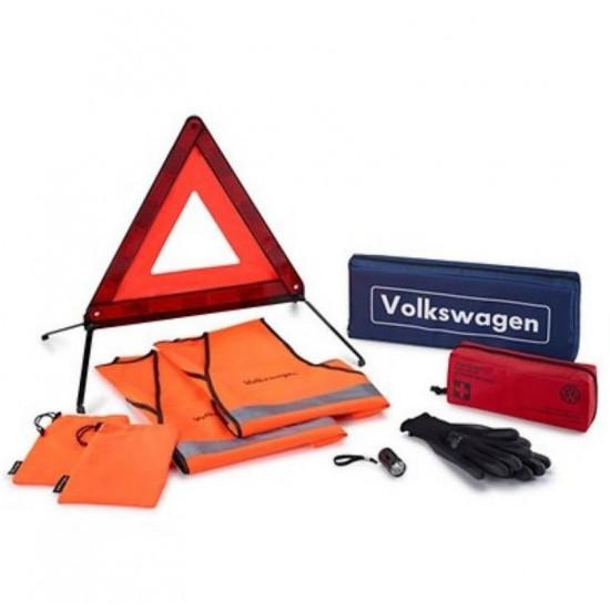 Комплект безпеки volkswagen security package breakdown safety first aid (000093059m)