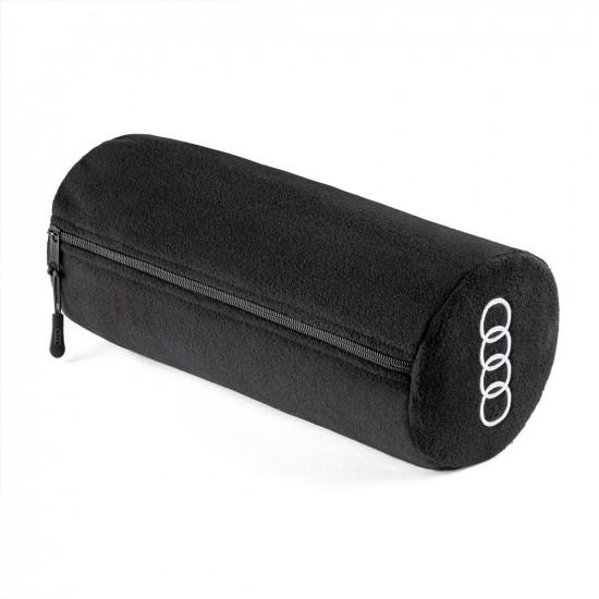 Флисовый плед Audi Fleece Blanket 2 in 1, черный 3291900300