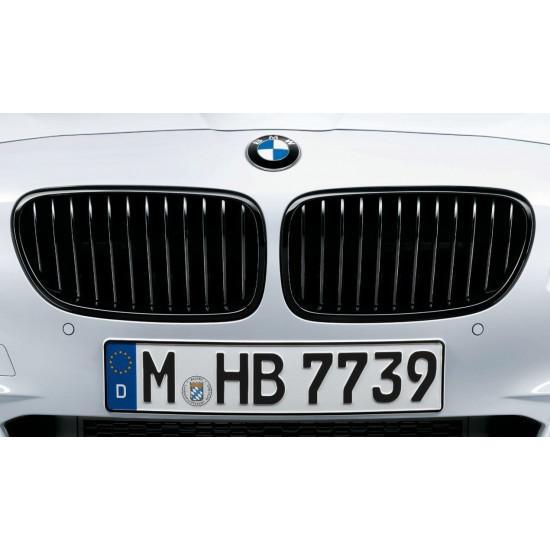 Решетка радиатора правая для BMW 5 (F10, F11, F18 и LCI), артикул 51712165528