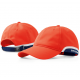 Бейсболка BMW Golfsport Cap Orange, 80162446377