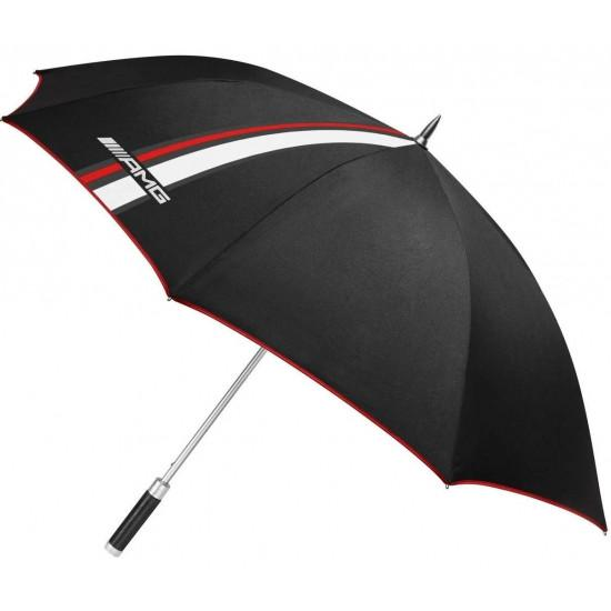 Зонт-трость Mercedes-Benz AMG Guest Umbrella, Черный,B66953677