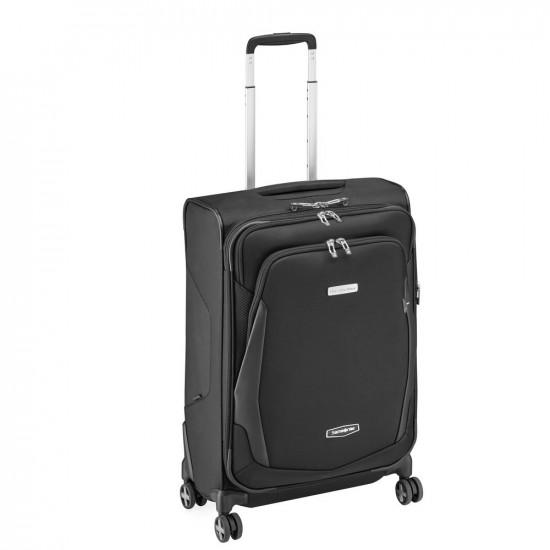 Туристичний Чемодан Mercedes, Spinner 63, X'Blade, Samsonite, Чорний, B66958842