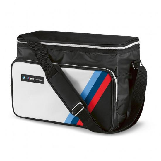 Сумка-термос BMW M Motorsport Cool Bag, White, 80222463074