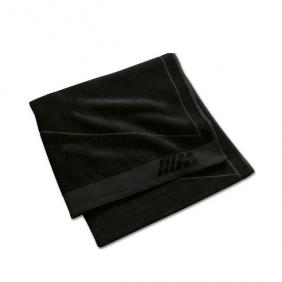 Банний рушник BMW M Towel, Black, 80232454741